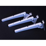 Shelf Bracket to suit 350mm & 400mm Acrylic shelves